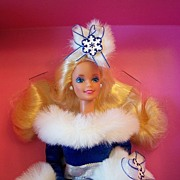 FAO Schwarz Winter Fantasy Barbie Doll