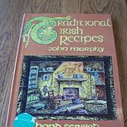 Traditional Irish Recipes Cookbook By John Murphy