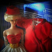 Mattel Silken Fame Barbie Doll