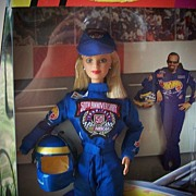 Collector Edition Nascar Barbie Doll