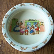 Royal Doulton Bunnykins Child's Bowl