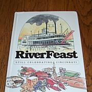 River Feast Cookbook By The Junior League Of Cincinnati