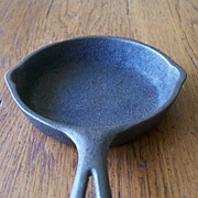 Wagner's Cast Iron Miniature Toy Skillet