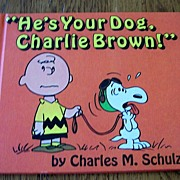 He's Your Dog, Charlie Brown First Edition