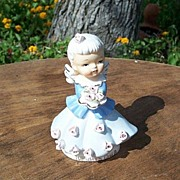 Napco Tuesday's Child Angel Figurine