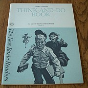 Teacher's Edition Think-And-Do Book Dick And Jane