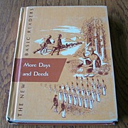 More Days And Deeds School Reader