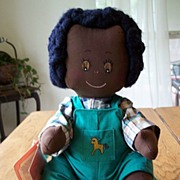 Katy's Kids Cloth Doll By Katy Bek