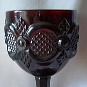 Avon Cape Cod Water Goblet