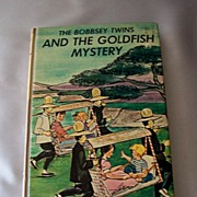 The Bobbsey Twins And The Goldfish Mystery By Laura Lee Hope