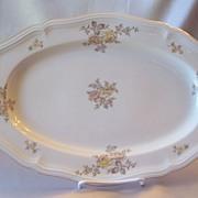Johann Haviland Bavaria Germany Chippendale Regency Serving Platter