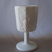 Westmoreland Paneled Grape Water Goblet
