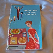 Praise For The Cook 1959 Promotional Cookbook Crisco