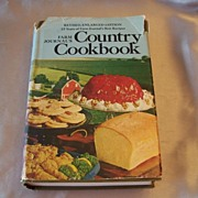 SOLD Farm Journal's Country Cookbook 1972