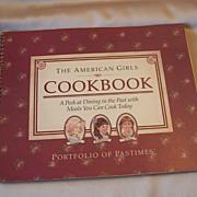 The American Girls  Cookbook  Retired