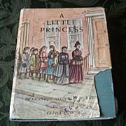 A Little Princess by Frances Hodgson Burnett and Pictures by Tasha Tudor