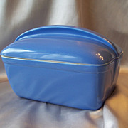 Westinghouse Blue Leftover Dish With Lid