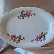 Wawel Poland Pompadour Rose Platter