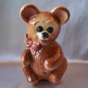 Royal Copley Teddy Bear Planter