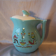 SOLD McCoy Gay Time Cookie Jar 1974