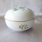 Kaiser W. Germany Monarchin Trinket Box
