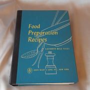Food Preparation Recipe by Kathryn Bele Niles