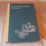 SOLD The Good Housekeeping Cookbook 1963
