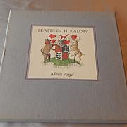 Beasts In Heraldry by Marie Angel
