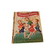 Singing Games A Little Golden Book