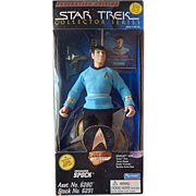 Star Trek Commander Spock Action Figure Doll