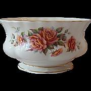 Royal Albert Centennial Rose Open Sugar Bowl