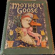Mother Goose Children's Book 1938