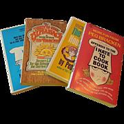 Four Peg Bracken  Paperback Books