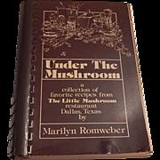 SOLD Under The Mushroom by Marilyn Romweber