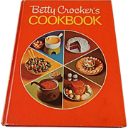 Betty Crocker's Cookbook First Printing 1969