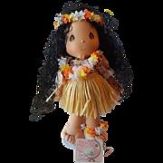 Precious Moments Hawaiian Lulu Doll