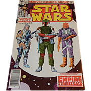 SOLD Marvel Comics Star Wars #42