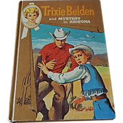 Trixie Belden and Mystery in Arizona