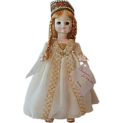 Madame Alexander Doll Isolde from the Opera Series