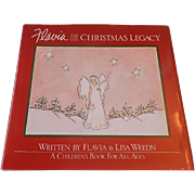 Flavia And The Christmas Legacy Written by Flavia & Lisa Weedn