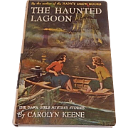 A Dana Girls Mystery The Haunted Lagoon