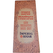 Imperial Sugar Icings Frostings and Cake Decorating Made Easy