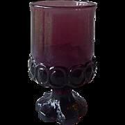 Purple Franciscan Tiffin Madeira Juice Glass