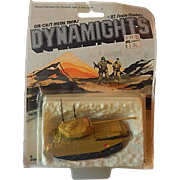 Dynamights Die Cast Metal Tank