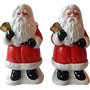 Hand Painted Santa Claus Shakers