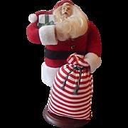 Hanna Mendus Four Sisters Santa Doll