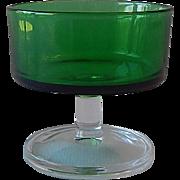 Arcoroc French Emerald Green Sherbet