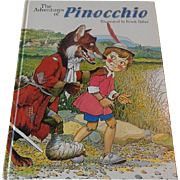 The Adventures Of Pinocchio Book