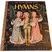 The Little Golden Book Of Hymns