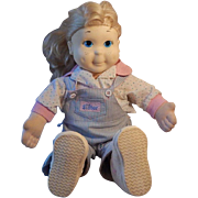 Playskool Kid Sister Doll 1986